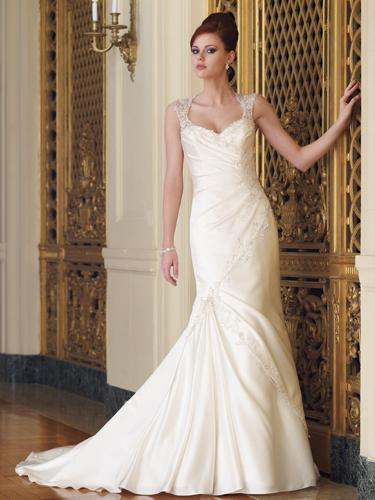 Wedding Gown, Sophia Tolli
