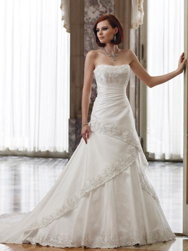 haute couture designs The Sophia Tolli Collection has wedding gowns
